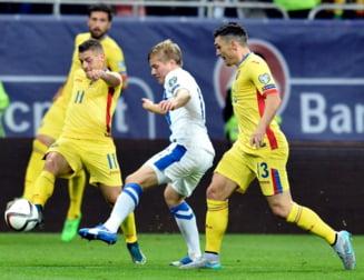Romania remizeaza cu Finlanda dupa un meci de infarct si continua cursa pentru EURO 2016