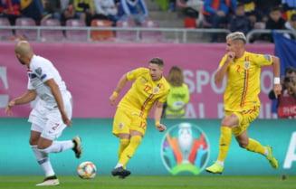 Romania remizeaza cu Norvegia in preliminariile pentru EURO 2020 dupa un gol primit in prelungiri