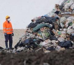 Romania risca sanctiuni financiare de la UE in problema deseurilor