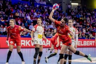 Romania s-a calificat dramatic in semifinalele Europeanului de handbal feminin: Situatia finala in grupa si adversara din penultimul act