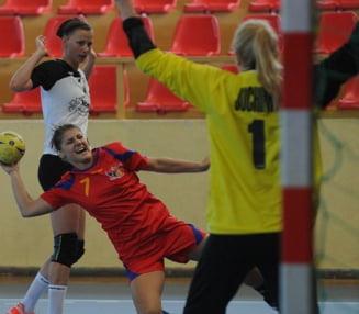 Romania s-a calificat in finala Campionatului Mondial de handbal feminin U18