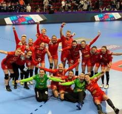 Romania s-a calificat la Campionatul Mondial de handbal feminin