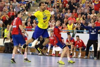 Romania s-a calificat la barajul pentru Campionatul Mondial de handbal