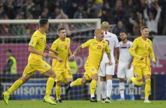 Romania s-a calificat la barajul pentru EURO 2020