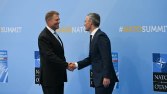 Romania s-a oferit sa gazduiasca un centru de comanda NATO si cere mai multe trupe aliate la Marea Neagra