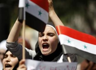 Romania sanctioneaza Siria: Conturile companiei Syrian Arab Airlines, blocate