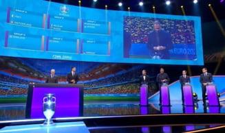 """Romania scapa de """"grupa mortii"""" de la Euro 2020"""