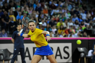 Romania se califica in Grupa Mondiala I din Fed Cup, dupa o mare victorie a Simonei Halep
