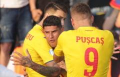 Romania se califica in semifinalele EURO U21 dupa remiza cu Franta