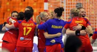 Romania se califica la Campionatul European de handbal feminin