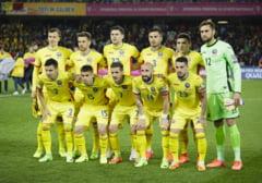 Romania se prabuseste in clasamentul FIFA dupa remiza cu Danemarca