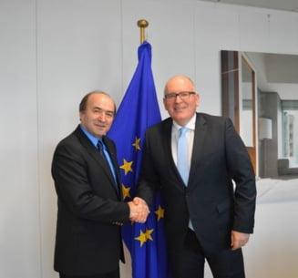 Romania sfideaza rapoartele MCV: Ministrul Toader e in centrul procedurii de numire a sefului DNA, desi CE a cerut explicit altceva