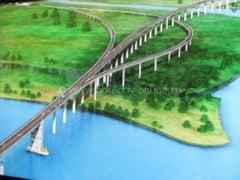 Romania si Bulgaria vor lucra pentru al treilea pod peste Dunare, intre Calarasi si Silistra