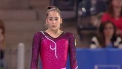 Romania si Ungaria se lupta pentru o gimnasta de mare valoare - surse