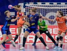 Romania si-a aflat adversara din finala mica a Campionatului European de handbal feminin