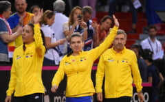 Romania si-a aflat urmatoarele adversare posibile din Fed Cup
