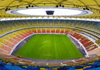 Romania si-a depus candidatura pentru organizarea EURO 2020 - oficial