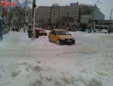 Romania sub zapada: Scoli inchise, circulatie blocata