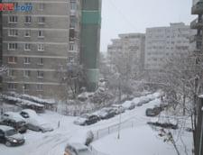 Romania sub zapada: Se deschid scolile, dar nu peste tot