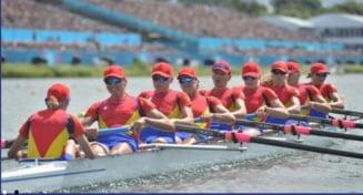 Romania termina Campionatele Mondale de canotaj cu doua medalii. Mare dezamagire in regina probelor, la 8 plus 1 feminin