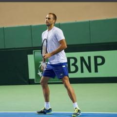 Romania trece clar de Luxemburg in Cupa Davis