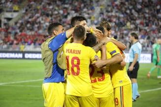 Romania trece la scor de Insulele Feroe in preliminariile Euro 2020
