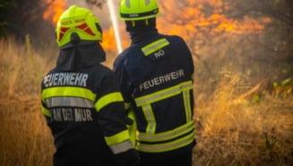 Romania trimite ajutoare pentru stingerea incendiilor și în Macedonia de Nord