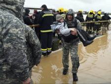 Romania trimite ajutoare sinistratilor din Serbia, Bosnia si Hertegovina