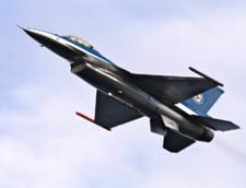 Romania va avea centru de mentenanta la Bacau pentru avioanele F-16 (Surse)