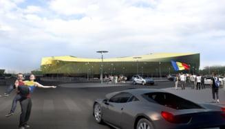 Romania va avea inca un stadion de lux: va costa 22 de milioane de euro (Foto)