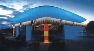 Romania va avea o super Sala Polivalenta si va organiza o mare competitie europeana