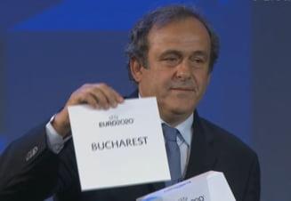 Romania va gazdui 4 meciuri de la EURO 2020 - oficial
