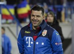 "Romania vs Insulele Feroe: Cosmin Contra a stabilit primul ""11"""