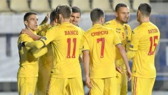 "Romania vs Suedia: Primul ""11"" gandit de Cosmin Contra"