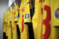 Romania vs Suedia: Tricolorii si-au ales numerele de pe tricou