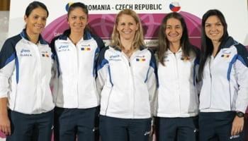 Romania la Fed Cup