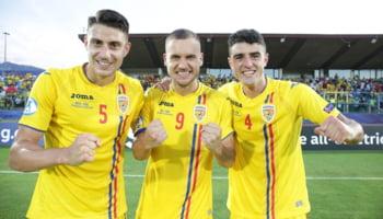 Romania la EURO U21