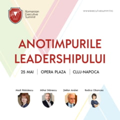 Romanian Executive Summit 2017 - Anotimpurile Leadershipului