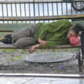 Romanii, cei mai numerosi straini fara adapost pe strazile Londrei