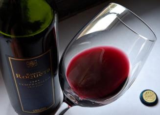 Romanii, in top 10 consumatori de vin la nivel mondial