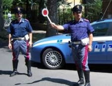 Romanii, responsabili de cele mai multe accidente rutiere in Italia in 2012