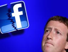 Romanii afectati de problemele Facebook vor vedea acest mesaj cat de curand