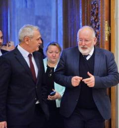 Romanii au de 4 ori mai multa incredere in Comisia Europeana decat in Parlamentul de la Bucuresti - Sondaj INSCOP