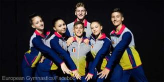 Romanii au reusit opt calificari in finalele Campionatelor Europene de gimnastica aerobica de la Pesaro