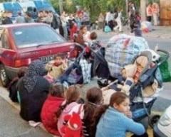 Romanii care au muncit la negru in Italia vor pensie in Romania