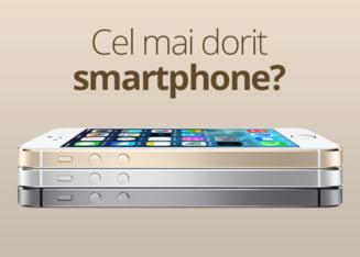 Romanii cumpara telefoane scumpe - topul celor mai vandute smartphone-uri