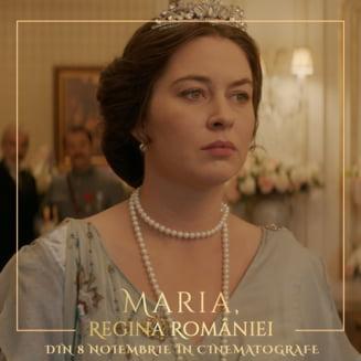 Romanii de peste hotare pot vedea online filmul Maria, Regina Romaniei