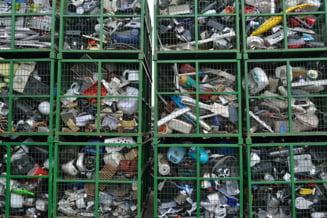 Romanii detin deseuri electrice in casa, dar o mica parte din acestea ajung in fluxuri autorizate de reciclare