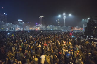 Romanii din Marea Britanie sustin financiar protestele din Romania