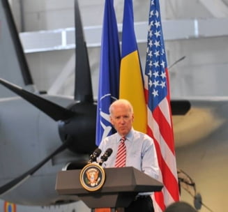 Romanii din SUA, apel la vicepresedintele Joe Biden sa-l sprijine pe Iohannis